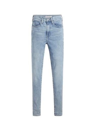 Levi's® Levis Kadın Açık Mavi Denim Pantolon Mavi